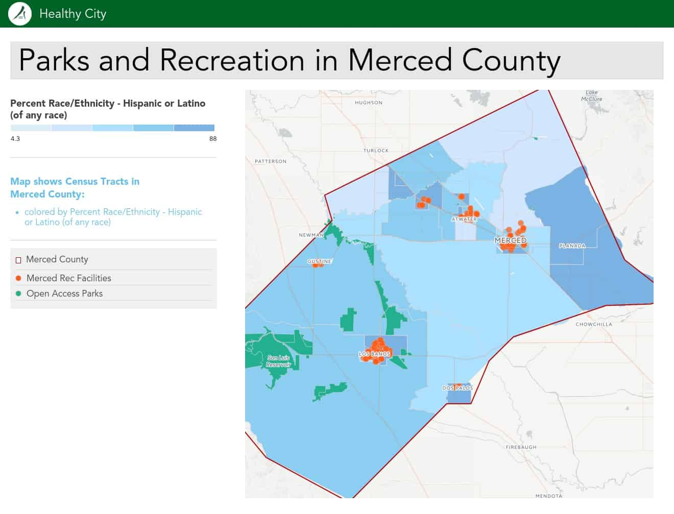 Parks and recreation in merced county advancement project california aiddatafo Images
